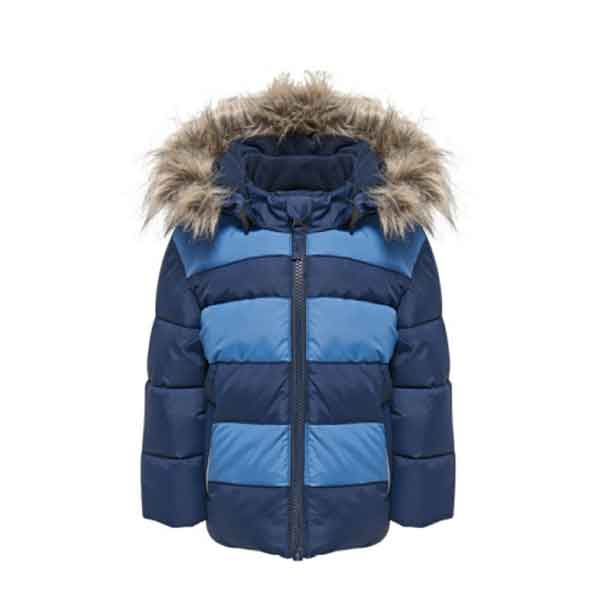 30a1c75e7a DUPLO Boy JAXON 632 dětská bunda tmavě modrá